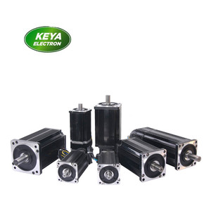 RS232 Can open control 48V 1KW bldc motor with 5:1 planetary gearbox 300rpm 30N.m with controller for AGV