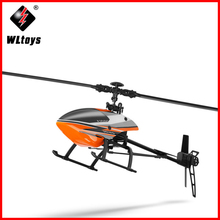 (In stock) Original WLtoys V950 Big Helicopter with Brushless motor 2.4G 6CH 3D6G System Brushless  Flybarless RC Helicopter RTF цена
