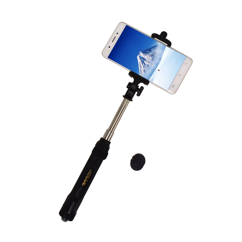 FGHGF Wireless Bluetooth Tripod Stretch Multi-Function Since Shaft for  Iphone 7/6s 19cm - 78cm Selfie Stick Zoom-in and Zoom-out