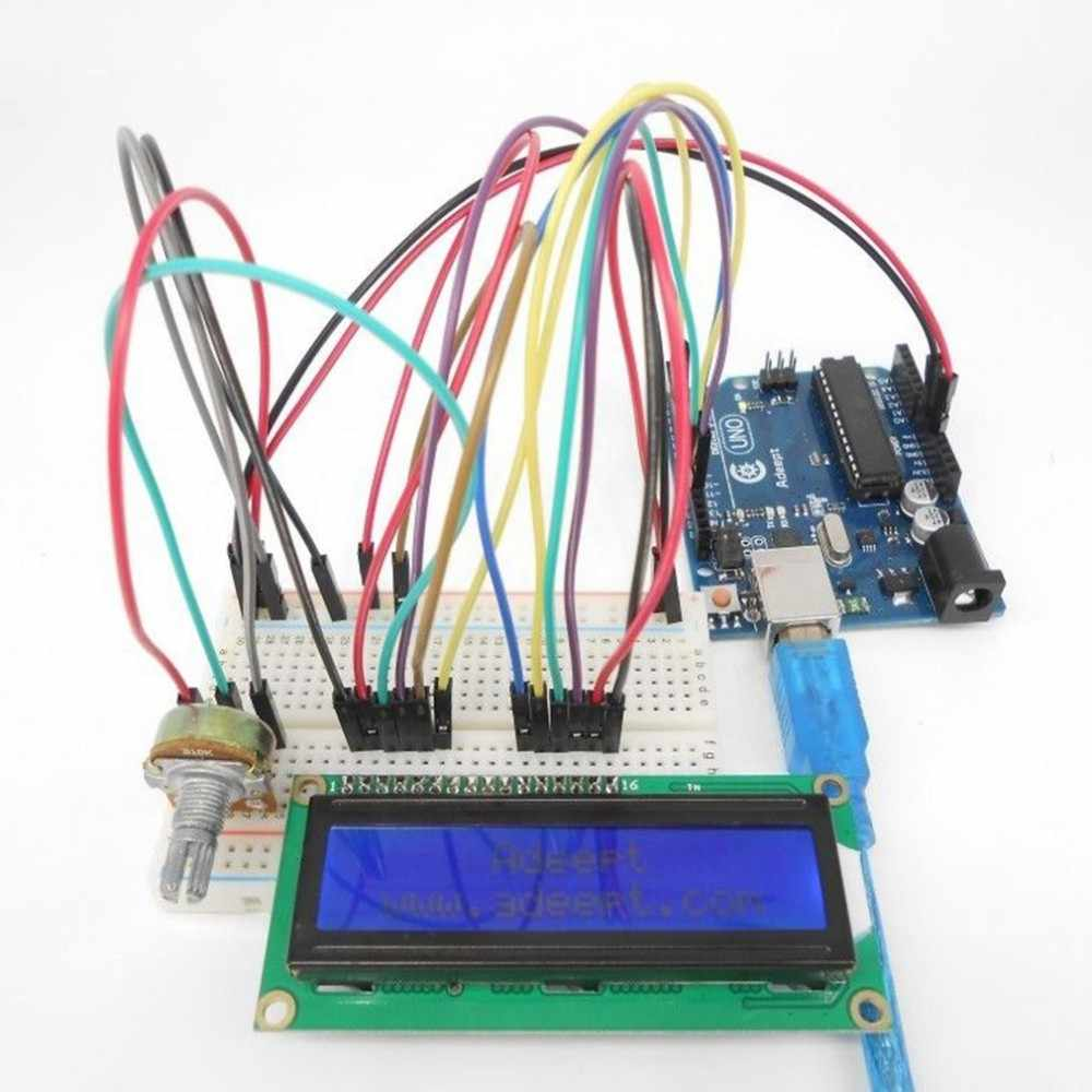 hight resolution of  104 pcs new project 1602 lcd starter kit for arduino uno r3 mega 2560 servo pdf