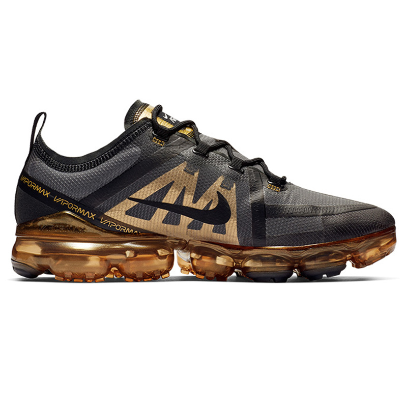 Nike AIR VAPORMAX 2019 Men Running Shoes Will Air Cushion Bradyseism Wear Resisting Comfortable Breathable Sneakers AR6631 002