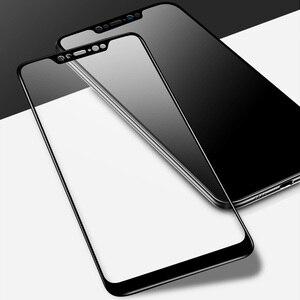 Image 5 - 2.5D 9 H Explosion proof Gehärtetes Glas Schutz Für Xiaomi Redmi Gehen Volle Abdeckung handy Screen Protector Film