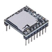 DFPlayer Mini MP3 Player Module For Arduino Black цена и фото