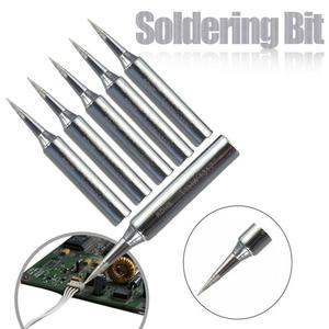 Image 4 - 5pcs/set 900m T I Welding Tool Lead Free Soldering Iron Head Bit For Welding Accessories