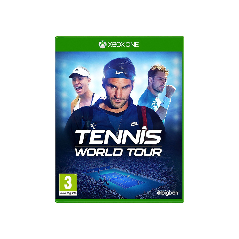 Game Deals xbox Tennis World Tour xbox One цена