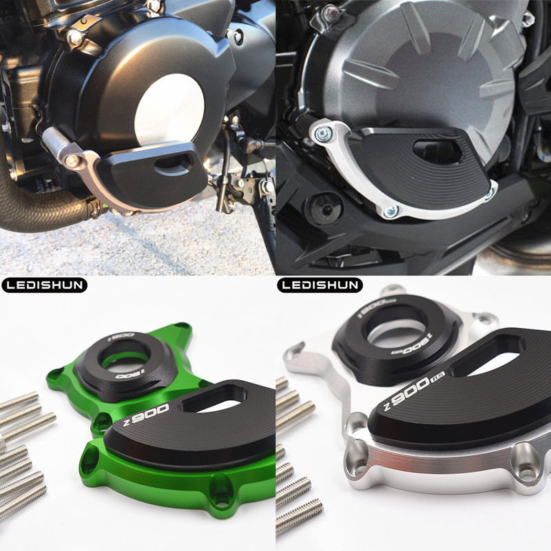 For kawasaki Z900 Z900RS Z900RScafe Motorcycle Accessories guard from Engine Protective Cover Fairing Guard Sliders Crash