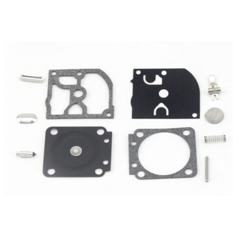 Carburetor Carb Repair Kit For Zama RB-145,RB-127,RB-147,RB-159,GND-50 GND-67