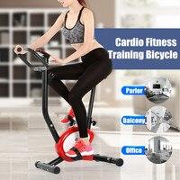 Электронный дисплей комнатный велосипед для тренировок для тренировки, езды на велосипеде фитнес Велоспорт Велосипед Машина Кардио аэробн