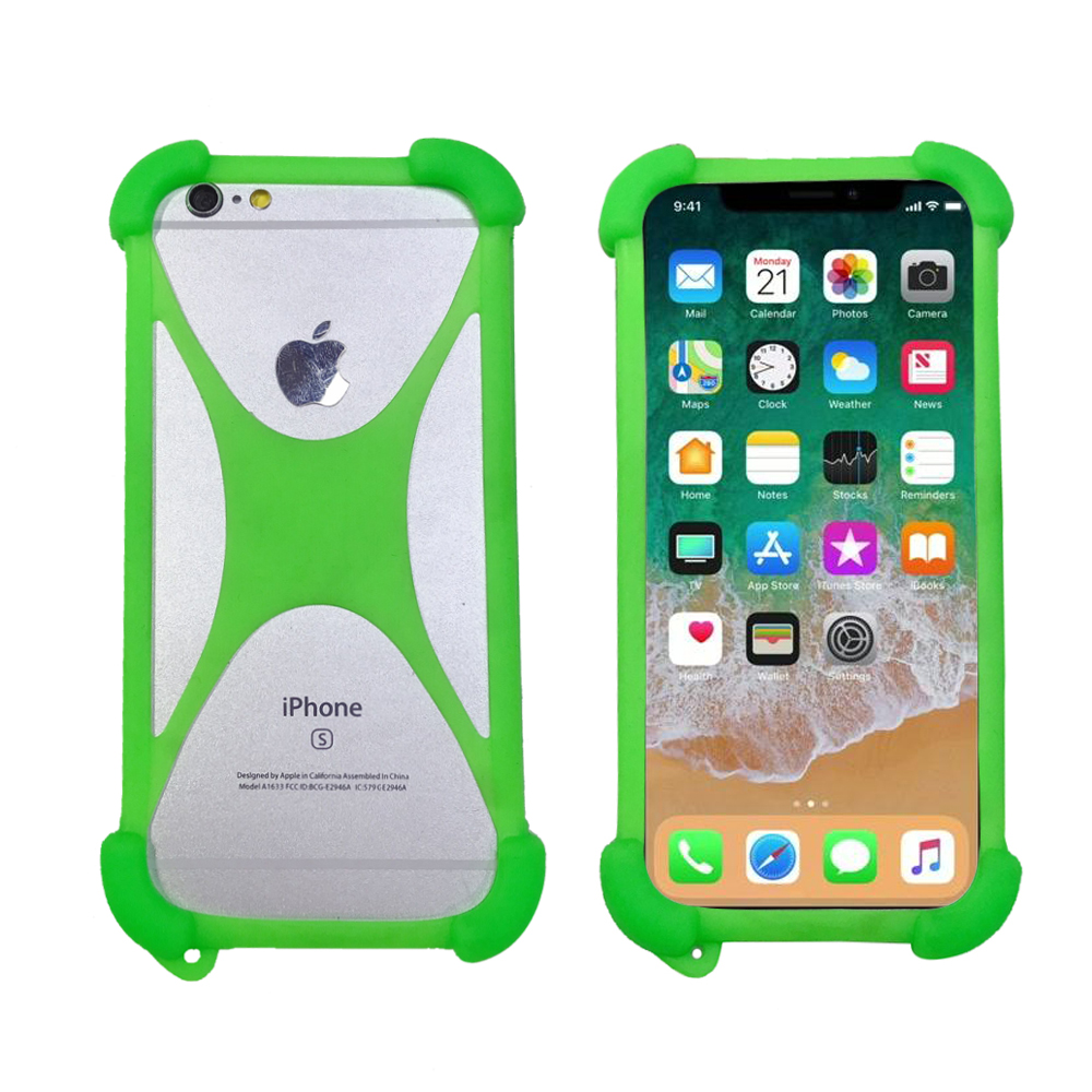 For LG 3.0 P940 Cover Universal Silicone Soft Elastic Case