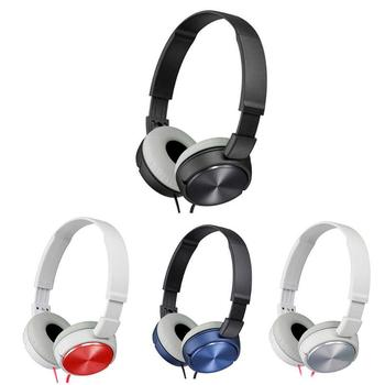 S310 Foldable Gaming Headphone Heavy Bass Headset Stereo Earphone with Mic