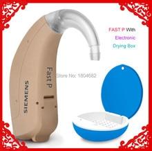 2020 melhor!! original siemens rápido p 4 canais aparelho auditivo para os idosos perda auditiva amplificador de som ouvido ferramentas de cuidados ajustáveis