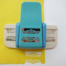 Модные большие тисненые штампы, штампы для штамповки с прозрачными штампами, машина для скрапбукинга, ручное устройство для резки бумаги своими руками