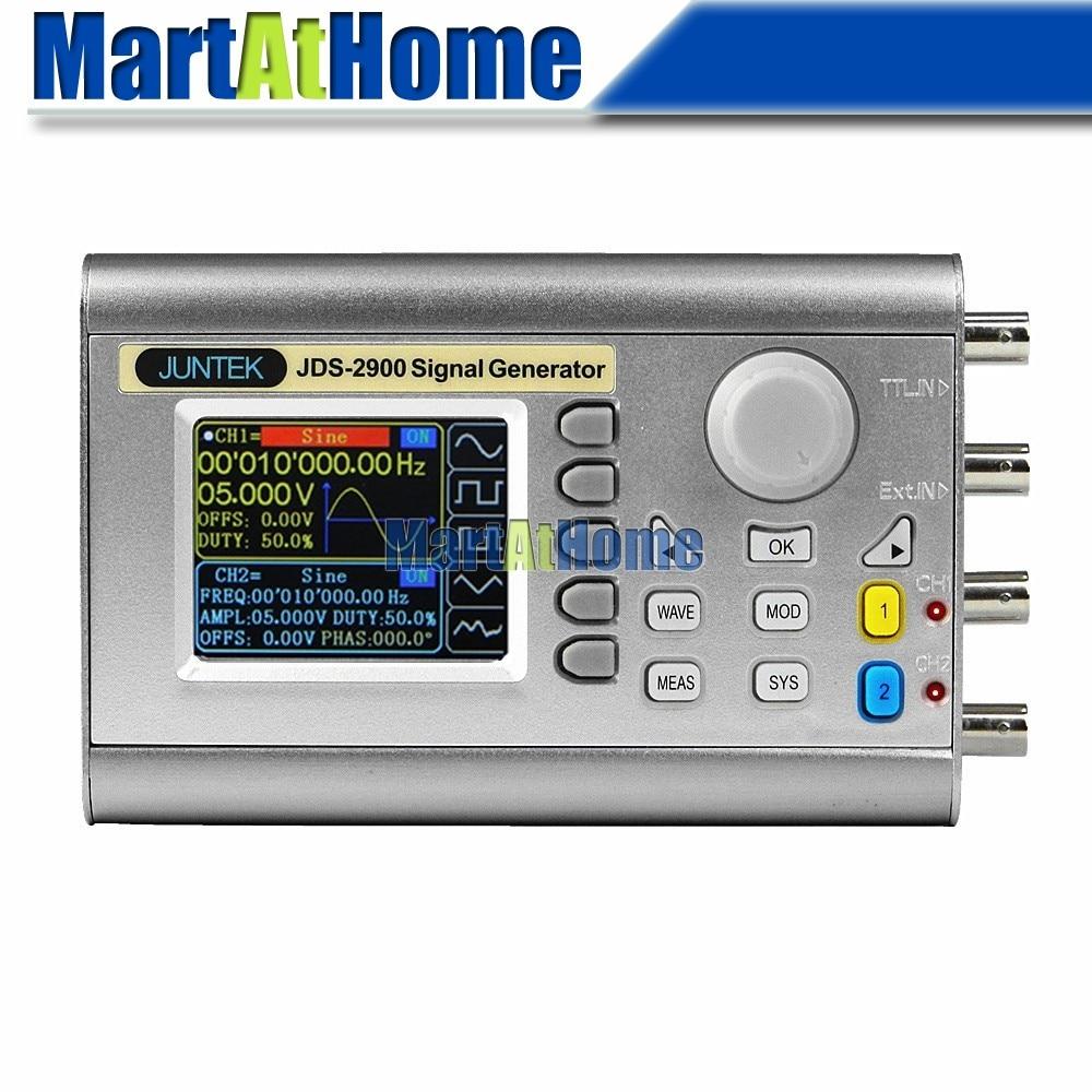 Digitale Dual-channel DDS Generatore di Segnale Funzione Arbitrary Waveform 60 MHz Forma Donda di frequenza di Campionamento 266MSa/s 1 mVpp 2.4 LCDDigitale Dual-channel DDS Generatore di Segnale Funzione Arbitrary Waveform 60 MHz Forma Donda di frequenza di Campionamento 266MSa/s 1 mVpp 2.4 LCD
