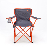 2018 Stainless steel Lightweight Outdoor Fishing Chair Super Portable Outdoor folding chair Picnic beach Outdoors sketchin seat