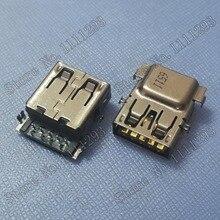 10 יח\חבילה 3.0 USB שקע שקע מחבר עבור HP Pavilion 15 ac 15 ay 15 bd 15 ac637tx Thinkpad L440 L540 X1 יוגה 260 USB3.0 יציאת