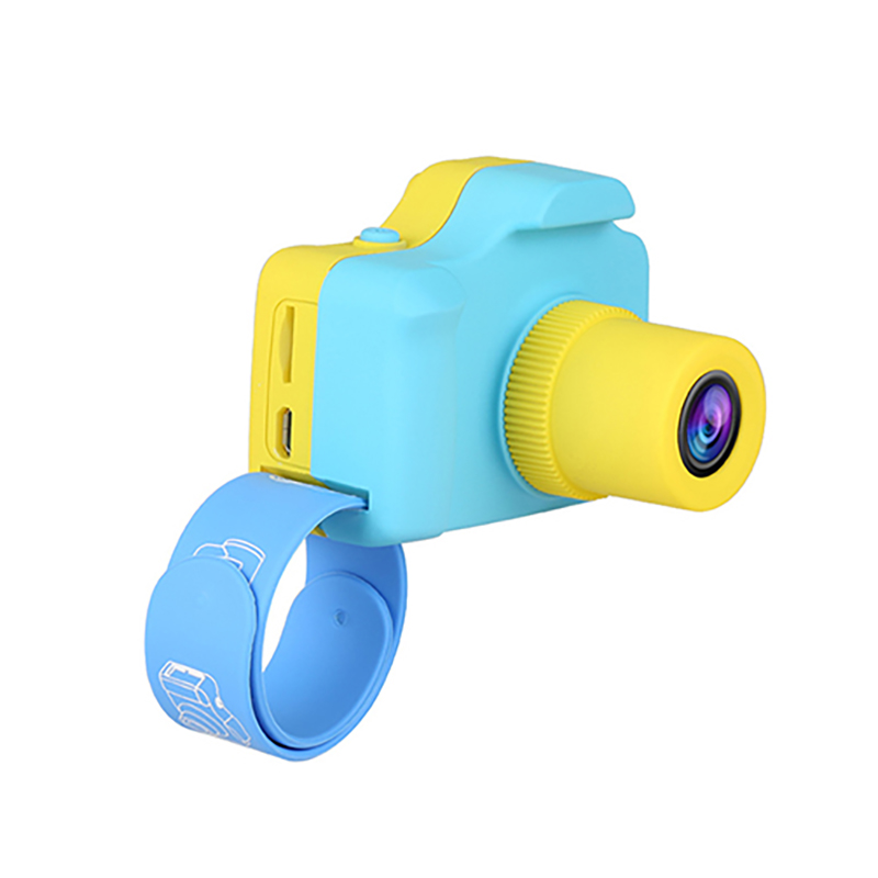 Orsda 1.77 Inch 16Mp 1080P Mini Lsr Cam Digital Camera For Kids Baby Cute Cartoon Toy Camera Children Birthday Best Gift