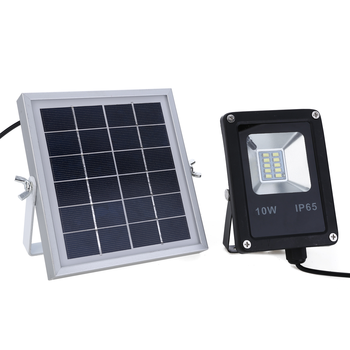 10W LED Waterproof Solar Powered Sensor Flood Light with Remote Control Garden Outdoor Security Solar Lamp10W LED Waterproof Solar Powered Sensor Flood Light with Remote Control Garden Outdoor Security Solar Lamp