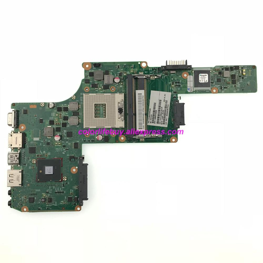 Genuine V000245060 6050A2338401 MB A02 Laptop Motherboard Mainboard for Toshiba Satellite L630 L635 Notebook PC-in Laptop Motherboard from Computer & Office