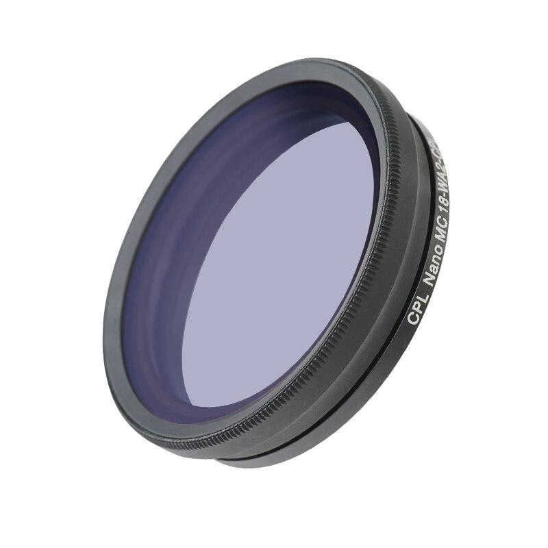 SIRUI 18-WA2-CPL Smartphone Wide Angle lens Circular Polarizer CPL Filter(II generation)SIRUI 18-WA2-CPL Smartphone Wide Angle lens Circular Polarizer CPL Filter(II generation)