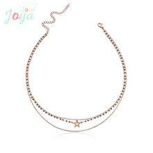 Badu Stainless Steel Fashionable Multi-layer Choker Necklace For Women Boho Pentagram Pendant Necklace Jewelry Wholesale цена 2017