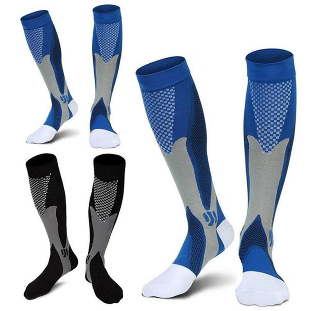 Medical& Althetic Compression Socks Outdoor Sports Stretch Socks For Men & Women