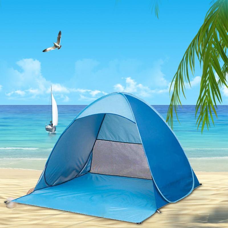 Möbel Rahmen Möbel Teile 2019 Neue Faltbare Vier Jahreszeiten Schnell öffnen Camping Zelte Schlafsaal Privatsphäre Bett Belüftung Etagen Isolierung Zelt Strand Zelt Hochwertige Materialien