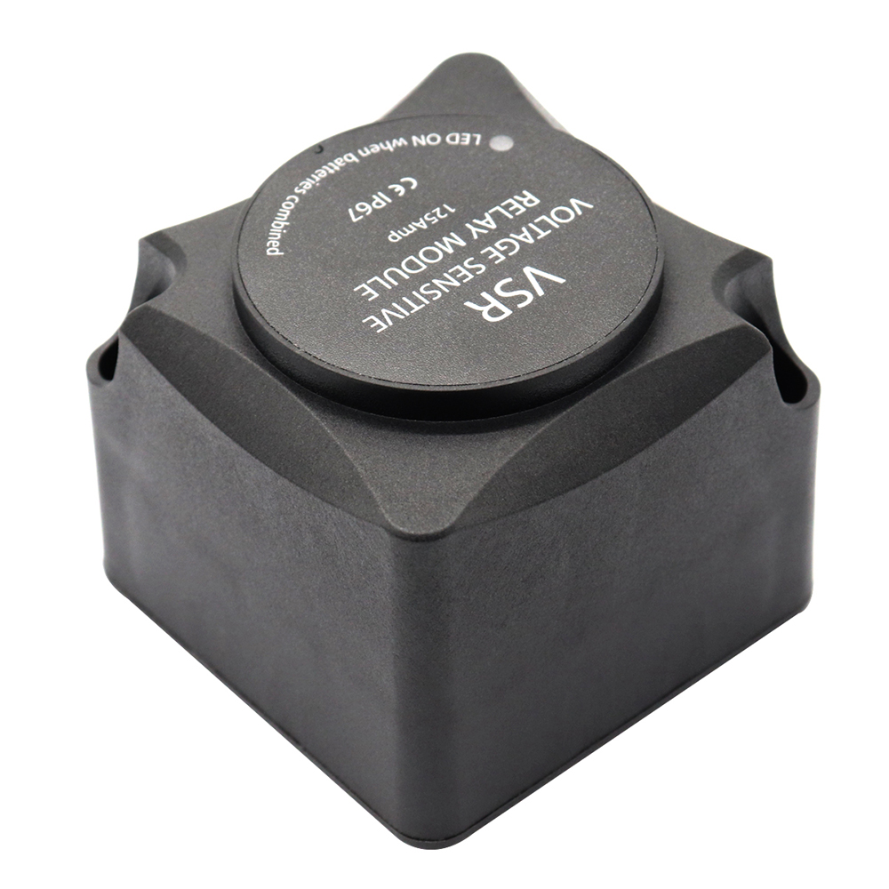 Automatic Charging Relay Dual Battery Smart Isolator 12v