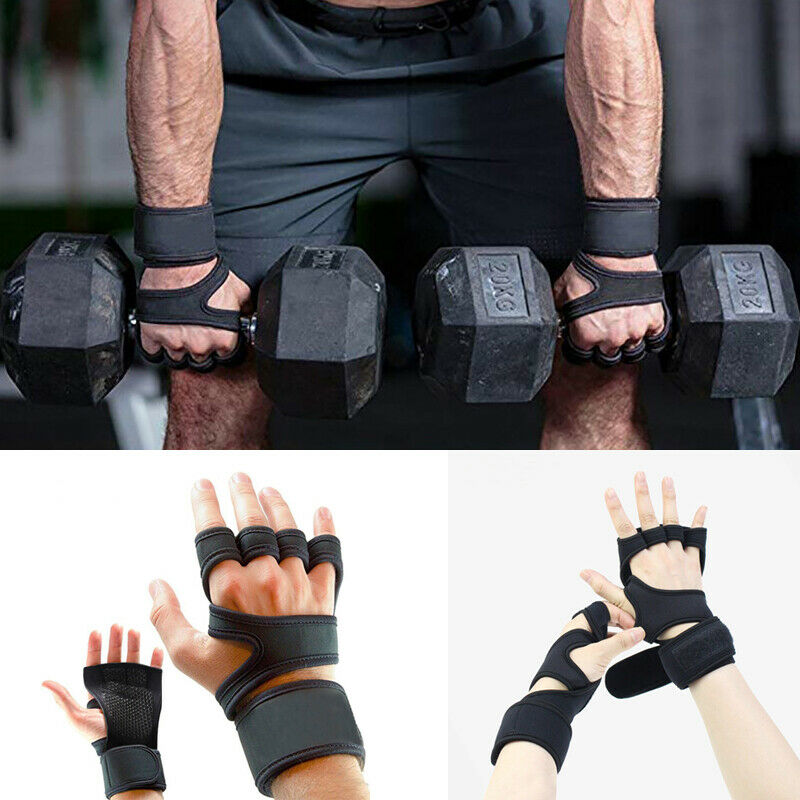 Women S Fitness Gloves With Wrist Support: Men Women Fitness Gloves Wrist Support Weight Lifting