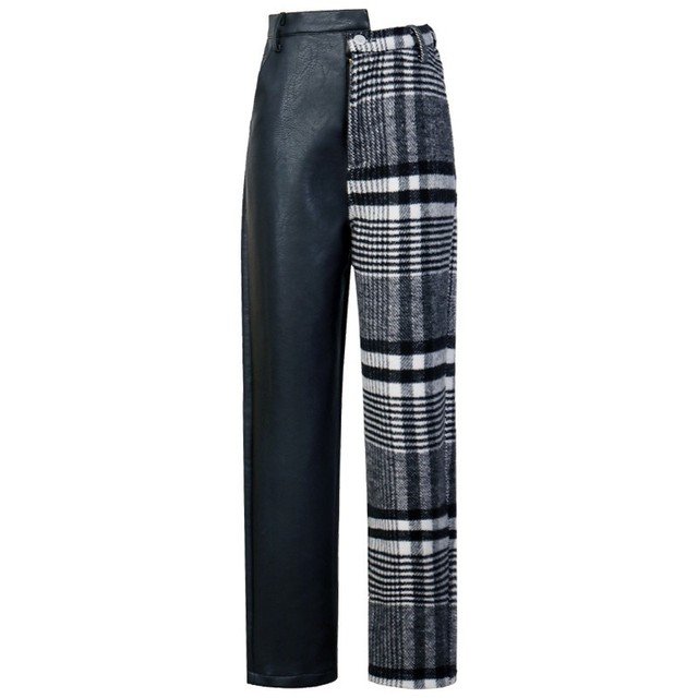 Women's Plaid Pants - 4 Sizes 4