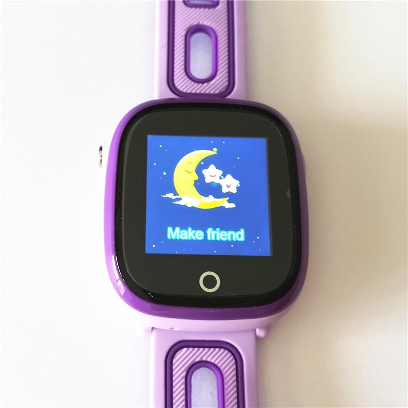 DF31G enfants montres intelligentes GPS LBS positionnement bébé montre intelligente sûre SOS emplacement d'appel montre intelligente Anti-perte PK Q50 Q90 Q100 Q750 - 2