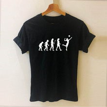 JUST VOLLEY BALL T Shirt Novelty Funny Teeshirt Women Clothi