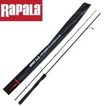 Rapala брендовая приманка Land Series 1,98 м 2,1 м 2 секции м мл Мощность приманка литье Удочка спиннинг полюс приманка рыболовная палка
