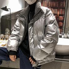 2018 winter goose feather coat jaket men dikke casual cotton thick white duck down clothing цены онлайн