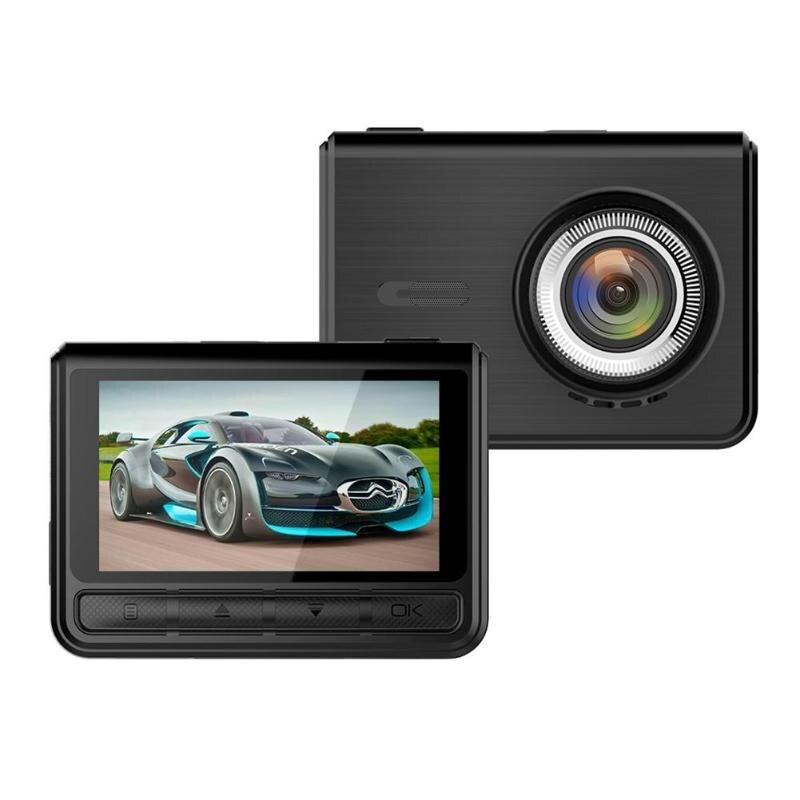VODOOL T658 voiture DVR caméra 1080 p FHD 170 degrés lentille Starlight Vision nocturne voiture Dash caméra voiture électronique enregistreur vidéo pièces