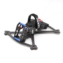 HSKRC Acrobrat 163 163mm 3 inch Mini quadcopter frame kit Support 3030 3045 Propeller / Runcam Split Mini Camera