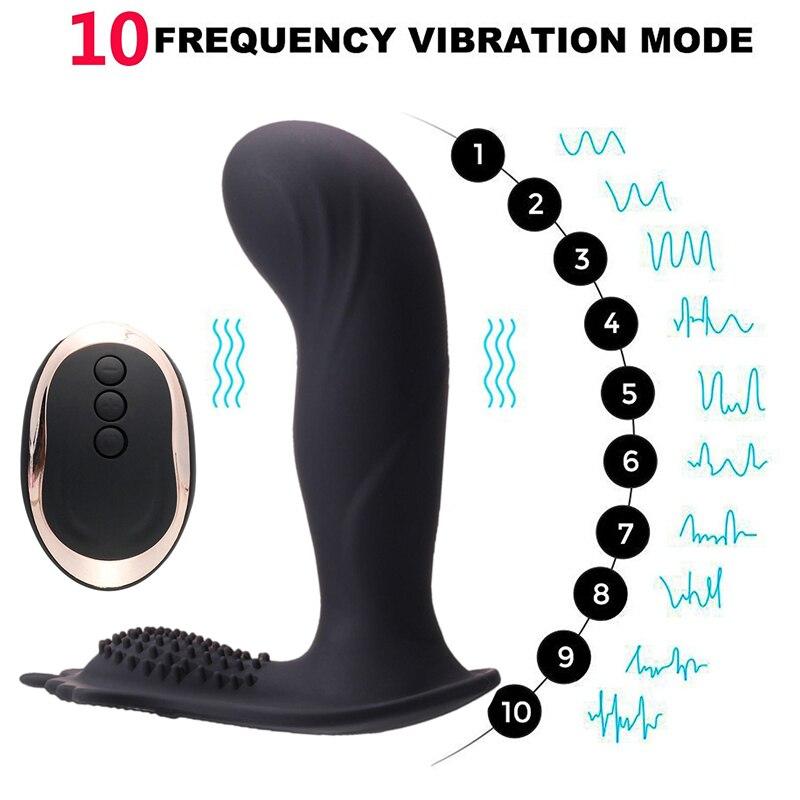 vibrační hračky pro anální sex