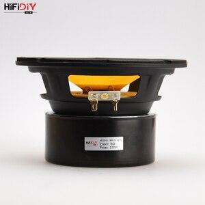 Image 3 - HIFIDIY canlı HIFI hoparlörler DIY 6 inç 6.5 Midbass Woofer hoparlör ünitesi 8 OHM 120W cam elyaf titreşimli havzası hoparlör K6 167S