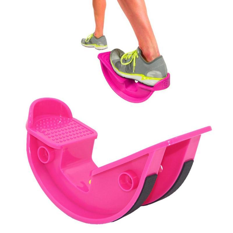 Tabla de estiramiento del tobillo de la pantorrilla del balancín del pie para la Tendinitis de Aquiles