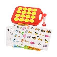 1 шт. Sudoku логическое мышление обучающая интеллектуальная шахматная доска головоломка настольные игры игрушка для детей