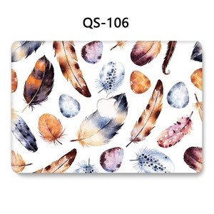 Image 3 - For Notebook MacBook New Laptop Case Sleeve For MacBook Air Pro Retina 11 12 13.3 15.4 Inch With Screen Protector Keyboard Cove