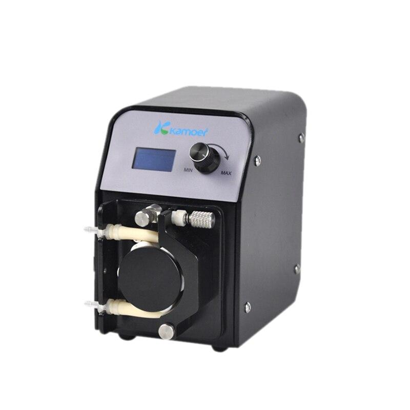 Nouveau Kamoer FX-STP Pompe Péristaltique (Aquarium Calcium Réacteur Pompe, Petite Pompe À Eau, Facile Utiliser, une Utilisation continue) (US Plug)