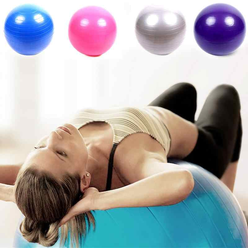 Yoga Ball Women Fitness Gym Exercise Ball Sport Equipment Explosion Proof Durable Quality Performance For Sports Fitness