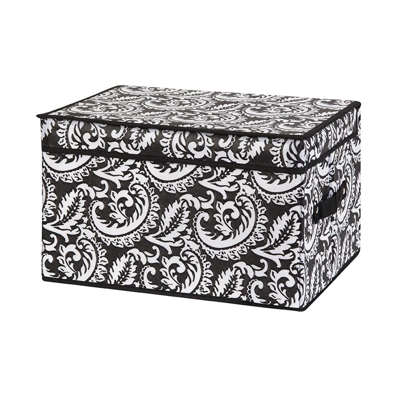 Storage box Elan Gallery 371158 Storage organisations 4 grid hollowed storage box