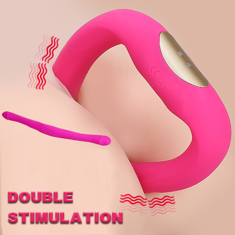 9colors Vibrator Lagre font b Dildo b font for Female Intimate Sex Products Strap On Double
