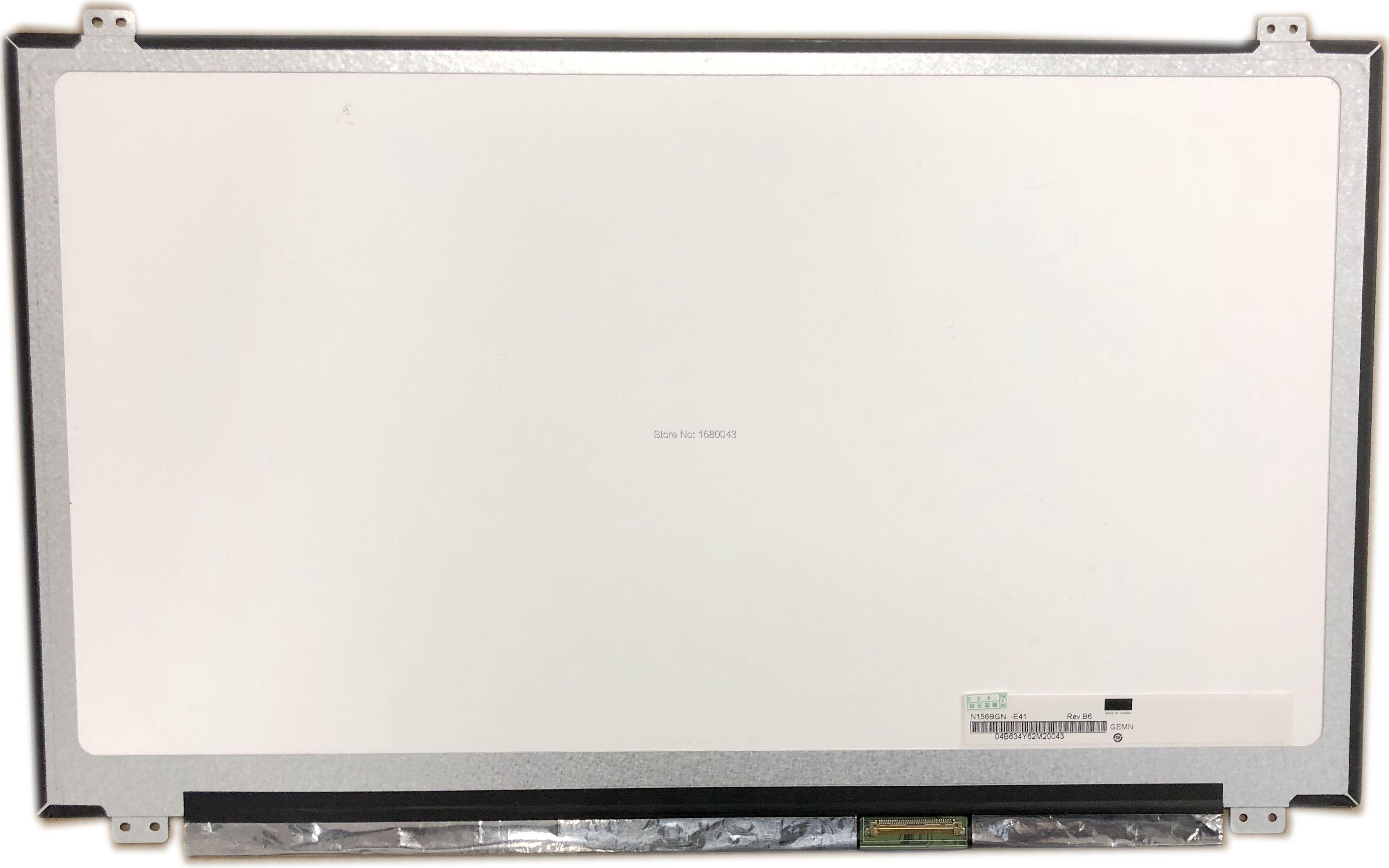 N156BGN-E41 fit LTN156AT40 B156XTK01.0 NT156WHM-T00 With TOUCH SCREEN Digitizer LED Display Laptop Screen 40 pinsN156BGN-E41 fit LTN156AT40 B156XTK01.0 NT156WHM-T00 With TOUCH SCREEN Digitizer LED Display Laptop Screen 40 pins