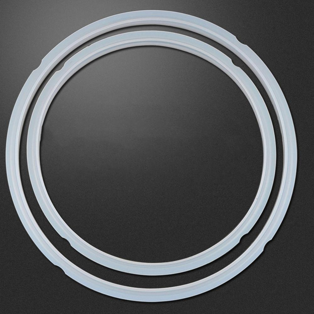 5/6L  Practical Silicone Pot Sealing Ring Replacement For Electric Pressure Cookers Accessories