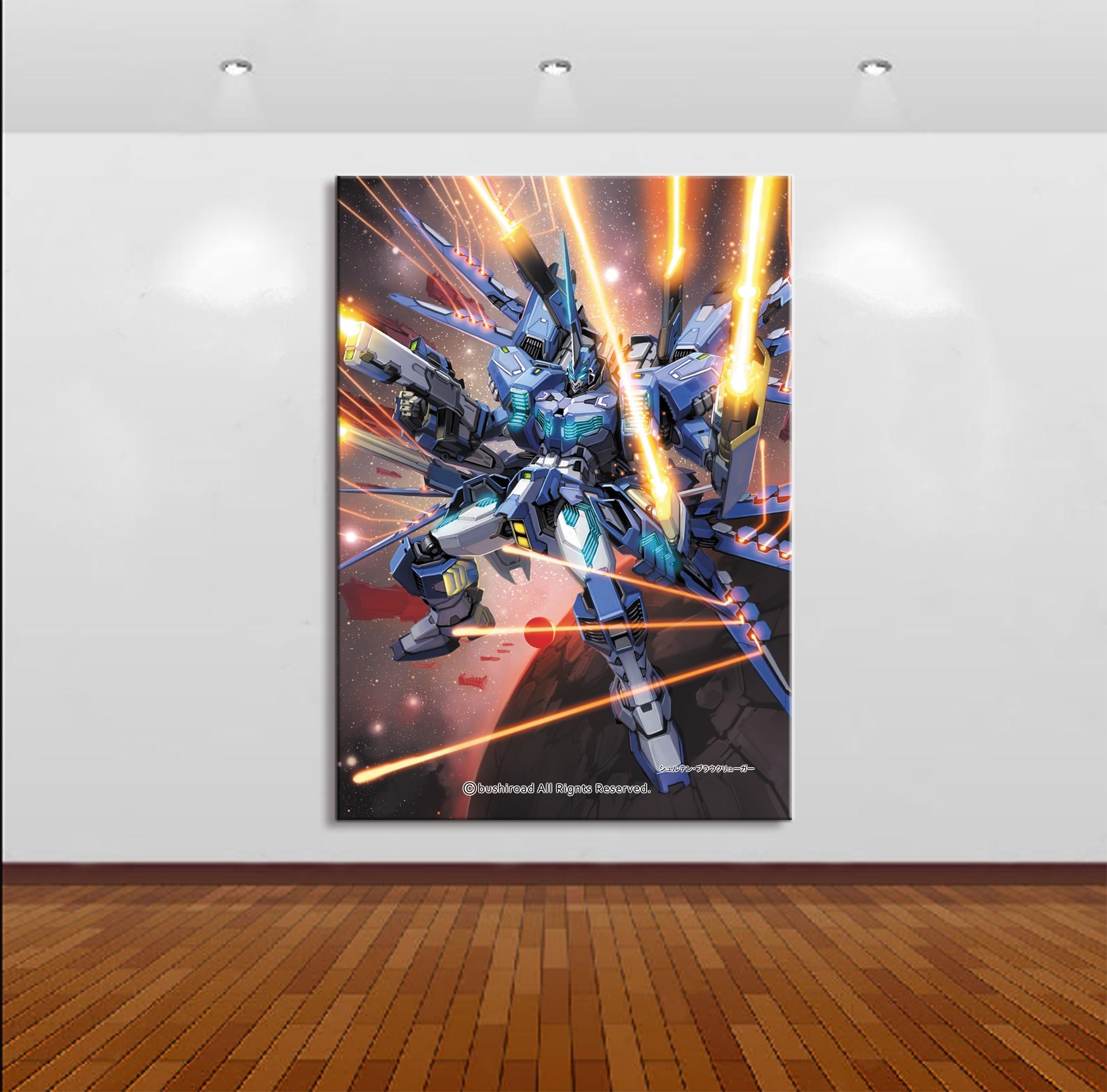 Achat Wall Art Images De Peinture Toile Imprime Anime