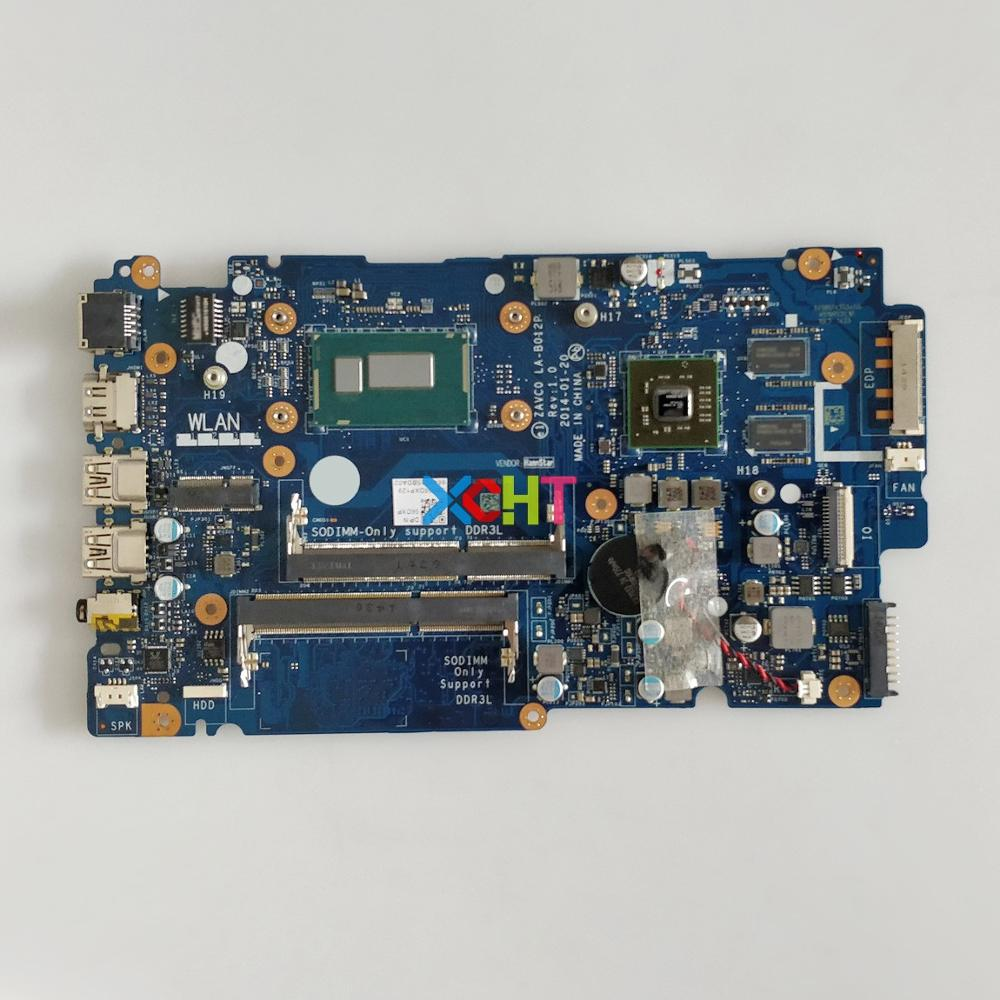 CN-056DXP 056DXP 56DXP ZAVC0 LA-B012P w I5-4210U w CPU GPU 216-0856030 para Dell 5447 5547 5442 NoteBook PC laptop Motherboard