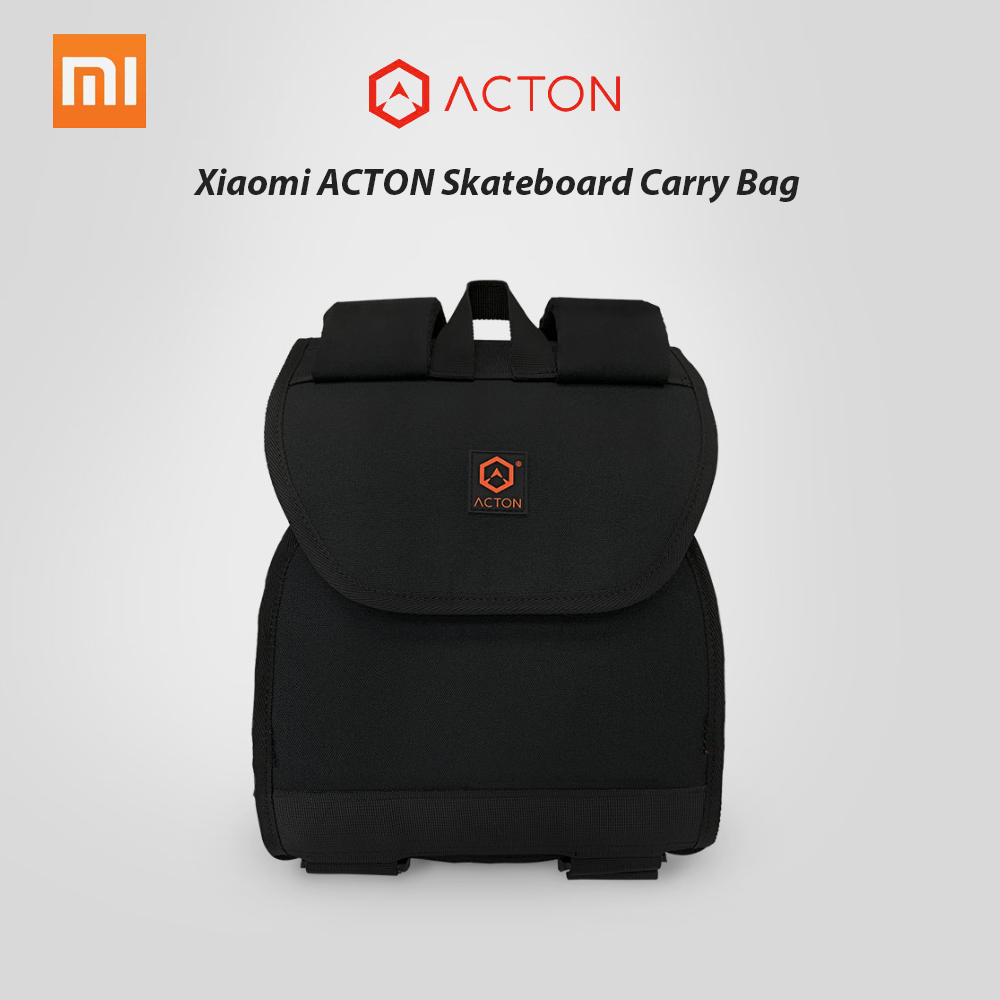 Xiaomi ACTON Skateboard Storage Bag Skateboard Carry Backpack Dance Board Drift Board Travel Rucksack Shoulder Drawstring