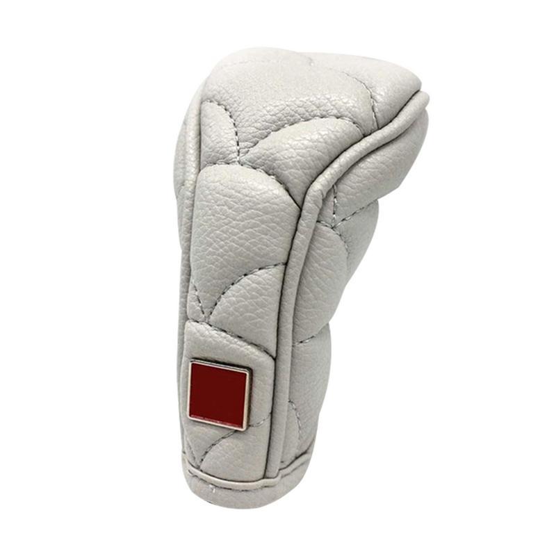 Universal Car Shifter Cover Anti-slip Zipper Closure Car Shift Knob Cover Interior Accessories 2019 New Style
